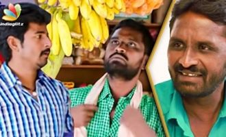 Own hand is a weapon for Madurai people| Rajini Murugan Banana Comedian