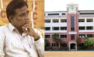 mvm school issue sexual harassment teacher anand