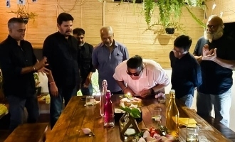 Kollywood top directors come together to celebrate Mysskin's birthday!