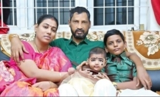 Na Muthukumar's son pens an emotional poem to him on his birth anniversary