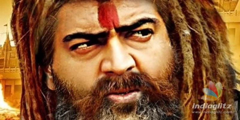 Thala Ajiths Aghori get up photo goes viral