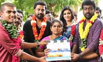 'Naan Seidha Kurumbu' Movie Pooja