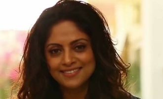 The ever pretty Nadhiya Moidu once again proved that age is just a number to her