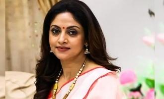 ஒலிம்பிக் வீராங்கனையுடன் நடிகை நதியா… கூடவே உருக்கமான கேப்ஷன்!