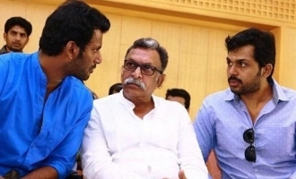 Re-election for Nadigar Sangam - says producer!