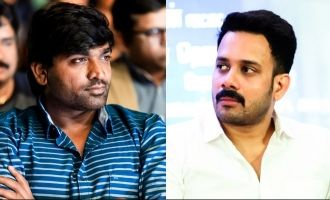 Vijay Sethupathi on Bharath's next movie