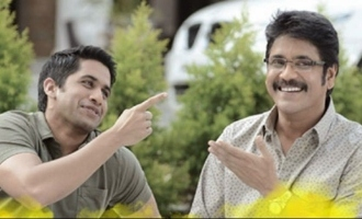 Naga Chaitanya might star in the remake of Nagarjuna's Tamil hit
