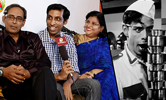My son reminds me of Nagesh : Anand Babu Interview