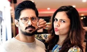 Nakul and his wife Sruti's romantic tribute to Ilaiyaraaja rocks internet!