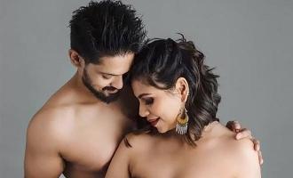 Shruti Nakkhul's bold and inspiring photoshoot on breastfeeding