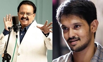 Nakul's musical tribute video to SP Balasubrahmanyam turns viral!