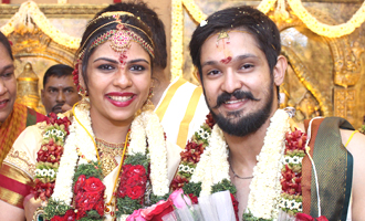 Actor Nakul-Shruti Wedding