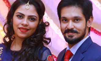 Actor Nakul-Shruti Wedding Reception