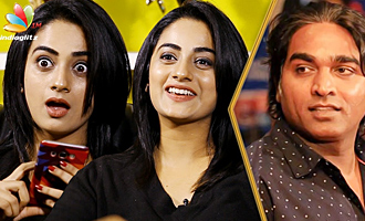 I like Vijay Sethupathy, among youngsters! : Namitha Pramod Interview