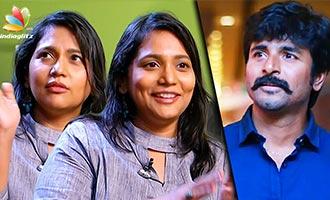 Sivakarthikeyan is FUN to work with : Vinodhini Vaidyanathan Interview