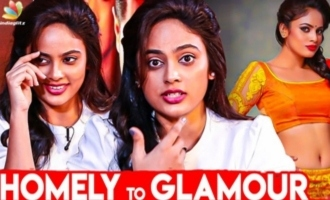 Reason To Do Glamour Roles : Nandhita Swetha Opens Up