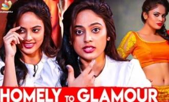 Reason To Do Glamour Roles : Nandhita Swetha Opens Up