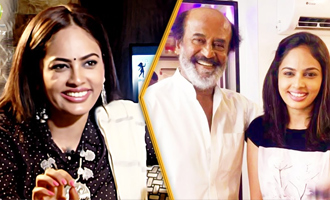 I want to be Rajinikanth's Daughter! : Nandita Swetha Interview