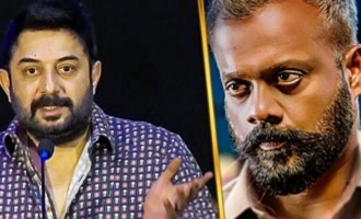 Why Gautham Menon Opted Out of Naragasooran ? : Karthick Naren Reveals