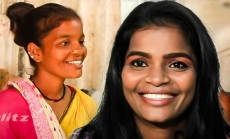 Narikuravar Girl Chocolate Transformation