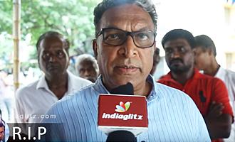 Nasser, Radha Ravi mourn Actor Shanmugasundaram's death