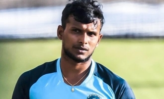 Why Natarajan name not in BCCI annual players contract