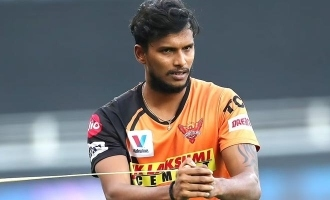 SRH bowler T Natarajan ruled out of IPL 2021: Details