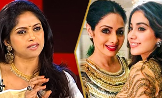 I can feel the pain of Sridevi's daughters : Nadhiya interview