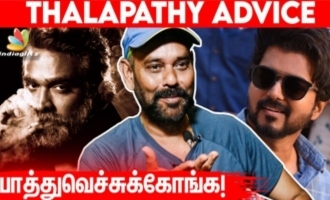 Vijay saw my films and had cute words for me - Natty Natraj interview