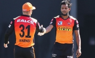 t natarajan says he was not disappointed missing out team india t20 world cup squad 2021 knee injury lack of game time srh ipl covid 19