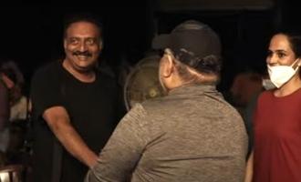 """Behind the scenes"" of Maniratnam's Netflix show Navarasa!"