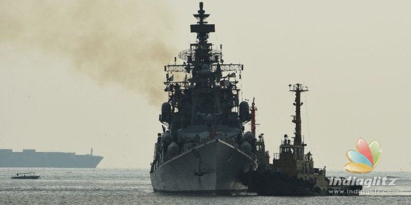 Indian Navy Deploys Warships in Strategic Gulf Waters