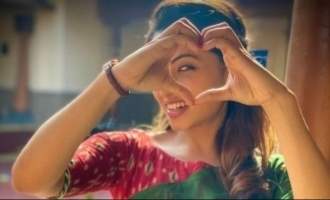 Actress Navya Swamy in love with BIgg Boss 3 Ravi Krishna rumour Vani Rani serial