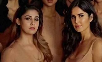 Katrina Kaif and Nayanthara join hands - Stunning Videos