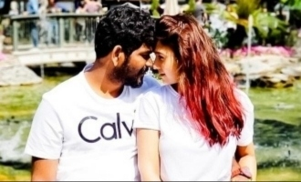 Nayanthara and Vignesh Shivan's immediate action on finding a rare pebble gem