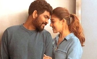 Vignesh Shivan's Birthday message to Nayanthara will melt you!