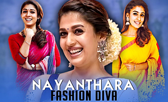 NAYANTHARA has Evolved into a Fashion Diva : Sidney Sladen Interview