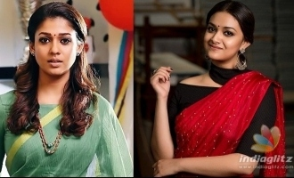 Keerthy Suresh to play Nayanthara's daughter?