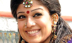 Nayanthara all tears at shoot