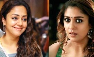Nayanthara to clash with Jyotika!