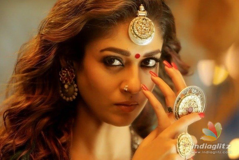 Nayanthara the first South heroine to figure in Forbes richest list