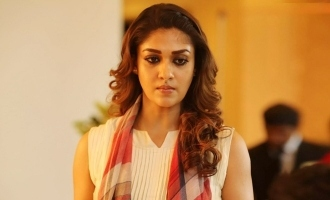 Nayanthara teams with a dog next!