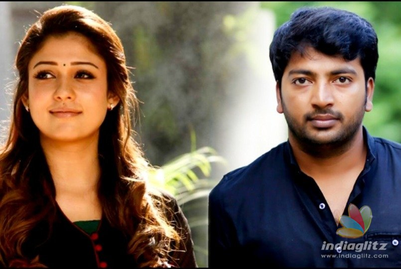 Kalaiarasan- Nayanthara pair up in new movie?