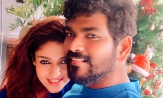 Vignesh Shivn's romantic words on Nayanthara!