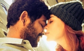 Nayanthara and Vignesh Shivn shower more love on valentine's day!