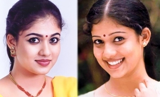 18 year old Nayanthara's video will give you goosbumps