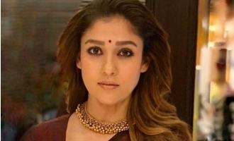 Actress Nayanthara covid 19 vaccine controversy photo proof Vignesh Shivan Kaathu Vaakula Rendu Kadhal