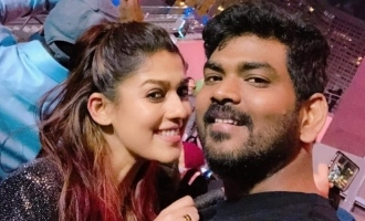 Nayanthara and Vignesh Shivan's big plan for Lovers Day revealed
