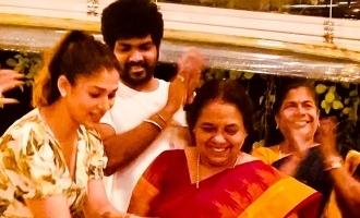 Nayanthara celebrates special day with Vignesh Shivan!