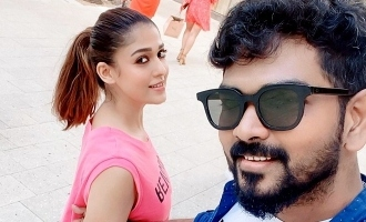 Vicky- Nayan release their love pics for Valentine's Day
